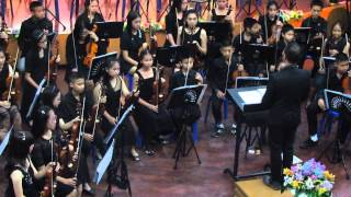 The Merry-Go-Round Of Life:PRC Orchestra.