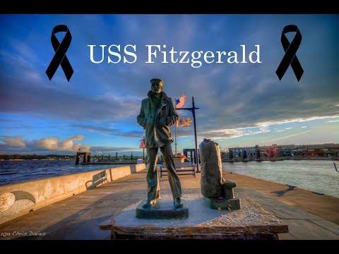USS Fitzgerald 7 Tribute