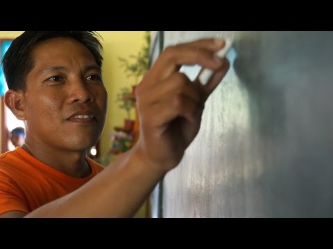 Fulfilling Dreams of an Education for Indigenous People in the Philippines