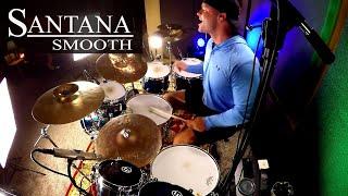 Santana - Smooth Drum Cover (High Quality Audio) ⚫⚫⚫