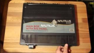Обзор  карпового бокса от фирмы  Nautilus