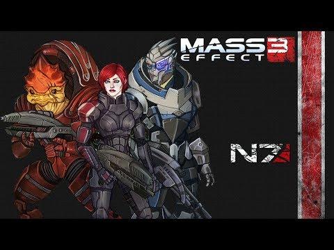 Четкий и Эпичный STREAM | Mass Effect 3 | Инженер | Полное Безумие | Собираем Всемирный Союз Котика