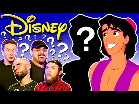Guess That DISNEY Movie Using Only Audio!
