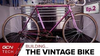 Gambar cover Building The Bike  | Vintage Replica Bike Build Part 2