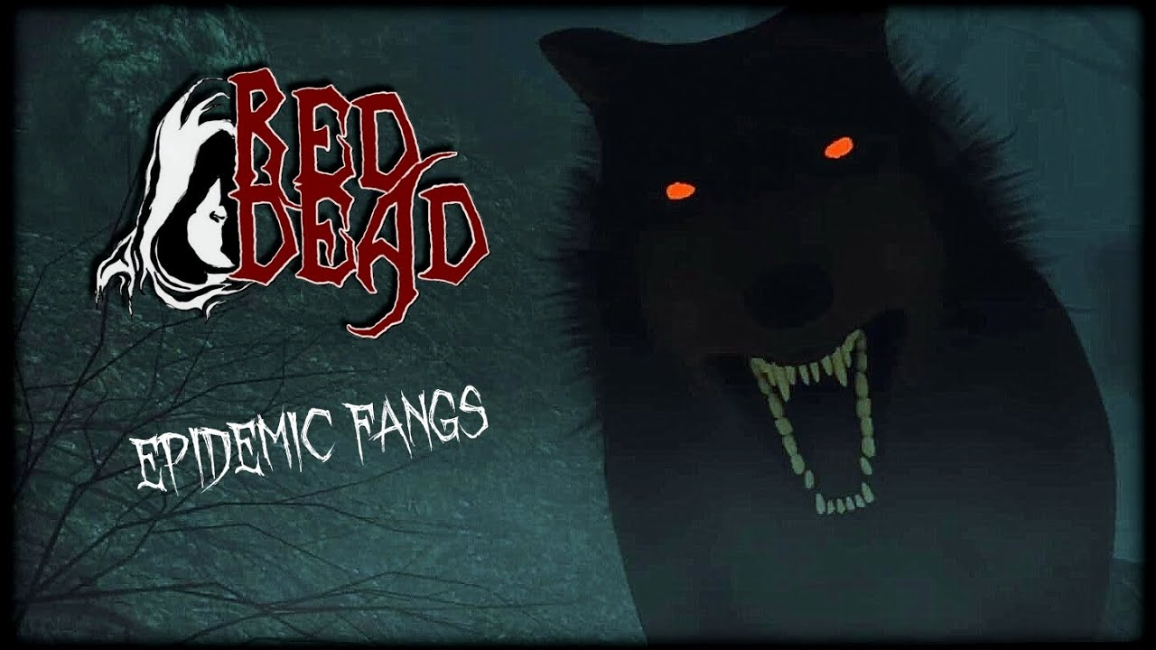 RED DEAD - Epidemic Fangs 4K (Lyrics video & 3D animations)