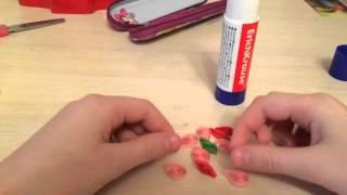 Цветок в технике Квиллинг(В этом видео я покажу как сделать милый цветочек в технике Квиллинг. Приятного просмотра. Не забудь после..., 2016-03-07T17:38:40.000Z)