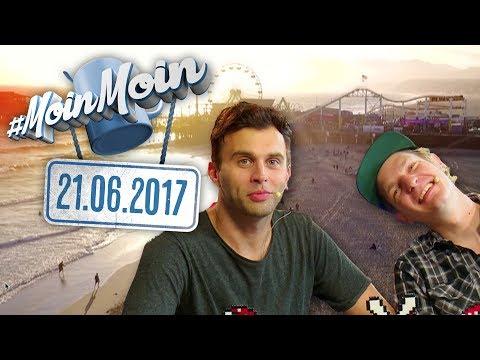 Fotos aus Los Angeles & Kritik an der E3 2017 | MoinMoin mit Krogmann & Fabian