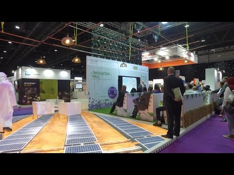 WETEX 2016 Dubai Day 1 - AliShanMao Exhibition Vlog