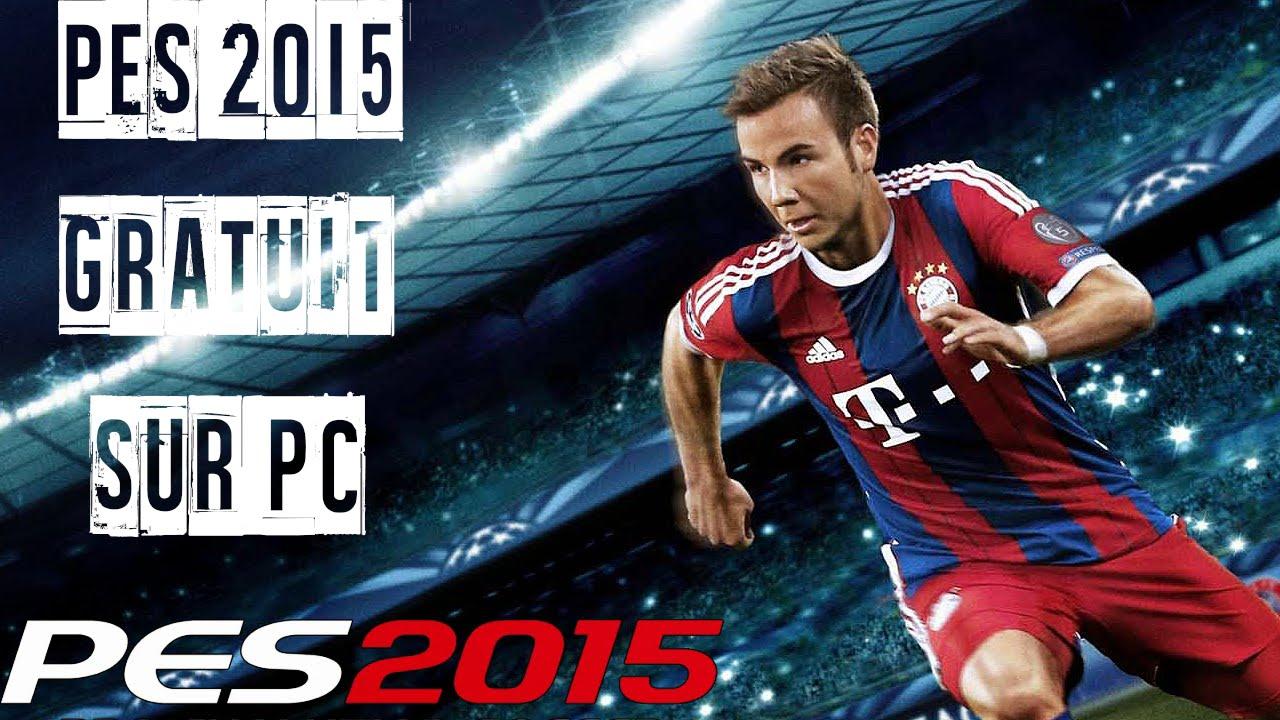 ▻Télécharger et installer Pro Evolution Soccer 2015.