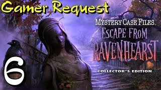 Let's Play - Gamer Request - Mystery Case Files 8 - Escape From Ravenhearst - Part 6