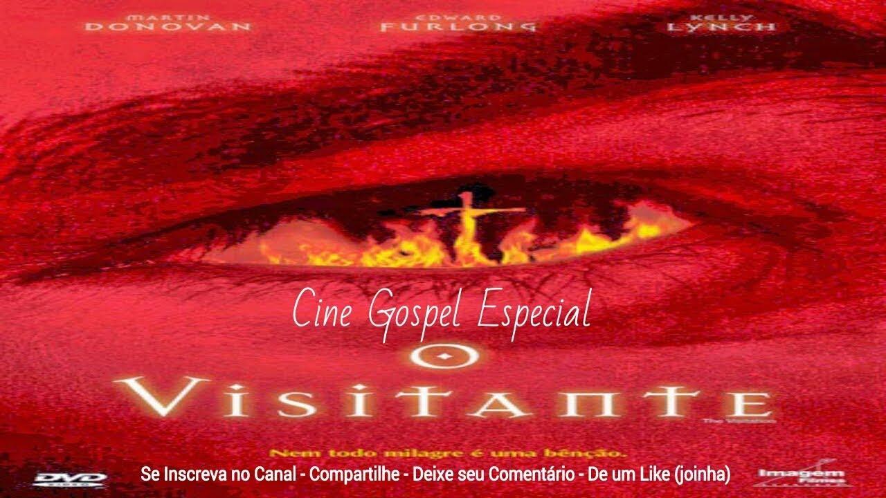 Filme Gospel - O Visitante - Você Verá que Nem Todo Milagre é uma Bênção  ( Dublado Completo )