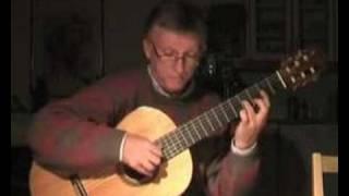 Over The Rainbow On Classical Guitar Per Olov Kindgren
