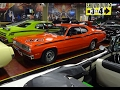 1972 Plymouth Duster in Hemi Orange Paint & 340 Wedge Engine Sound - My Car Story with Lou Costabile