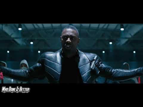 Hobbs & Shaw - I Am Black Superman Scene