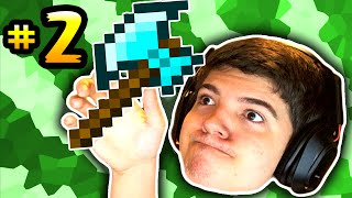 Minecraft - ROAD TO PVP MASTER! #2 (QuantumPVP Epicness) - w/Preston