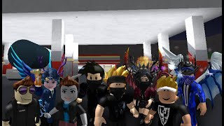 ROBLOX • Zombie Attack • Gas Station • Wave 142