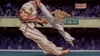 Karate White Belt V.S. Black Belt ( Finals Fight )