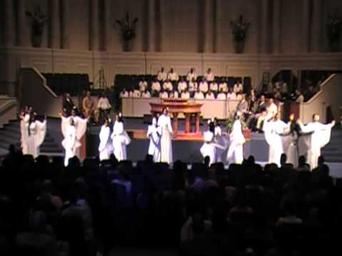 Air I Breathe by Byron Cage ASOP dance and CHOSEN