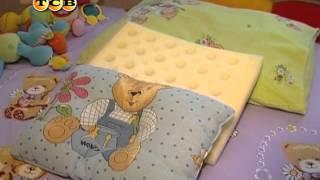 Подушка для младенца. Мамина школа. ТСВ