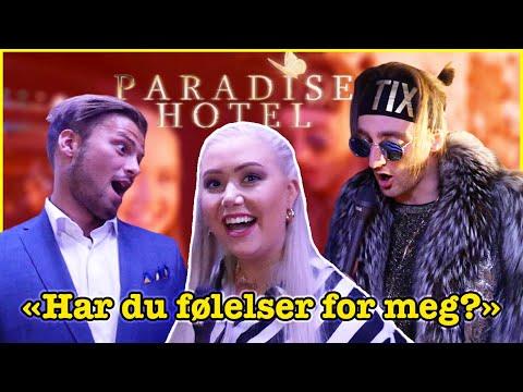 Pærra-deltagerne ville ha meg med på PARADISE HOTEL! (Gossip fra premierefesten)