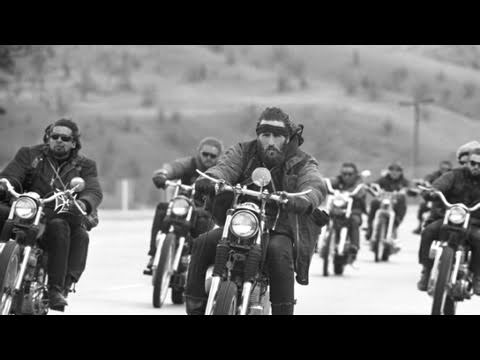 motorcycle gang photographer  Rare biker gang photos revealed - YouTube