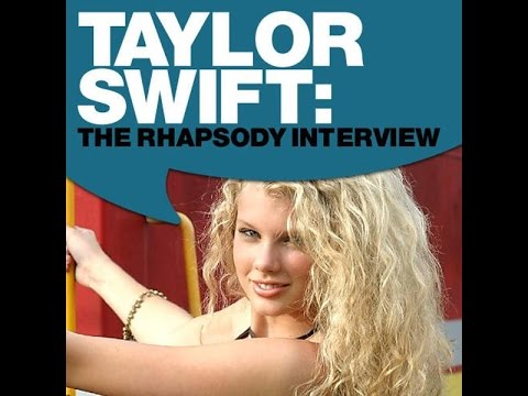 Should've Said No By Taylor Swift (Rhapsody Originals)