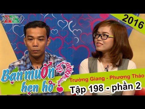Chuyện hẹn hò ủa chàng taxi và cô nhân viên ngân hàng | Trường Giang - Phương Thảo | BMHH 198