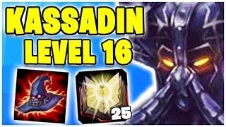 Springen zum Nexus Kassadin Version! Noway4u Twitch Highlights - League Of Legends
