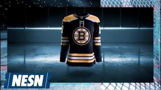 NHL, Bruins Reveal New Jerseys For 2017-18 Season