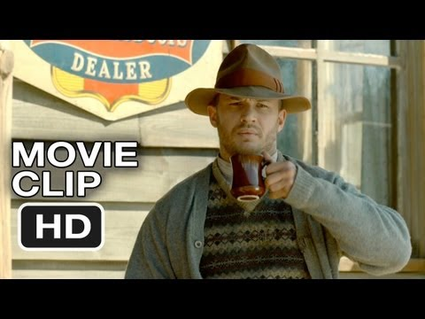 Lawless CLIP  Have You Met Howard? 2012 Tom Hardy, Shia LaBeouf Movie HD
