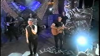 Boyzone - Ronan Keating - When You Say Nothing At All live on Pepsi Chart