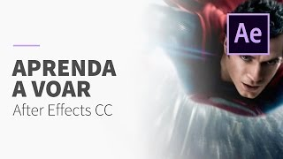Aprendendo a voar • After Effects CC