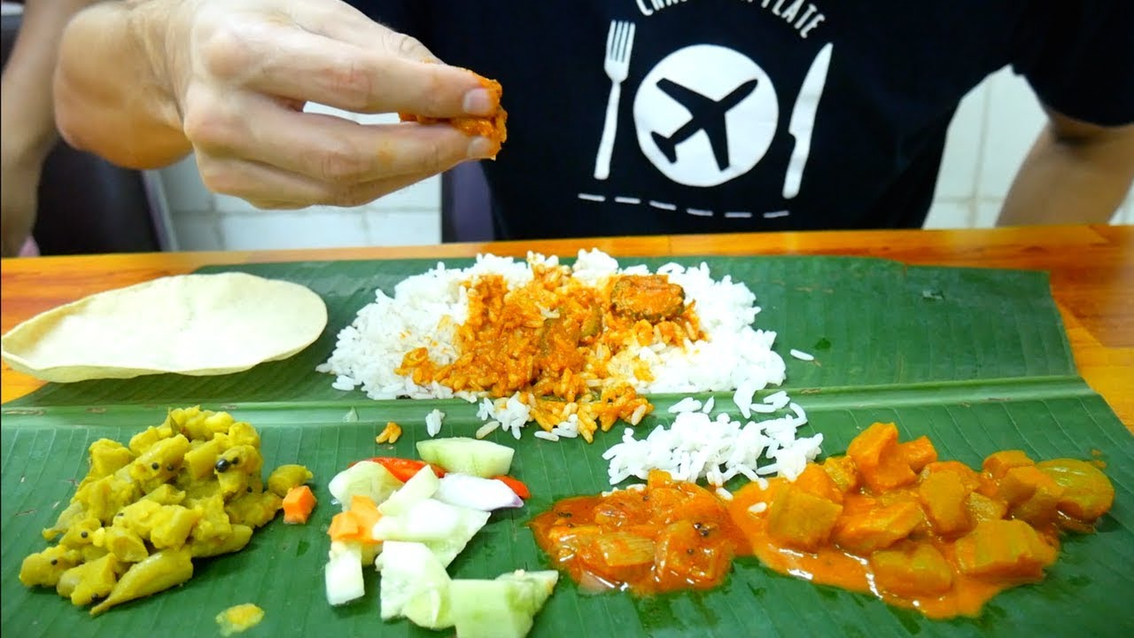 Amazing indian food in malaysia the ultimate banana leaf rice amazing indian food in malaysia the ultimate banana leaf rice food and travel channel selangor forumfinder Image collections