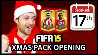 XMAS ADVENT CALENDAR PACK OPENING #17 - FIFA 15 ULTIMATE TEAM Thumbnail