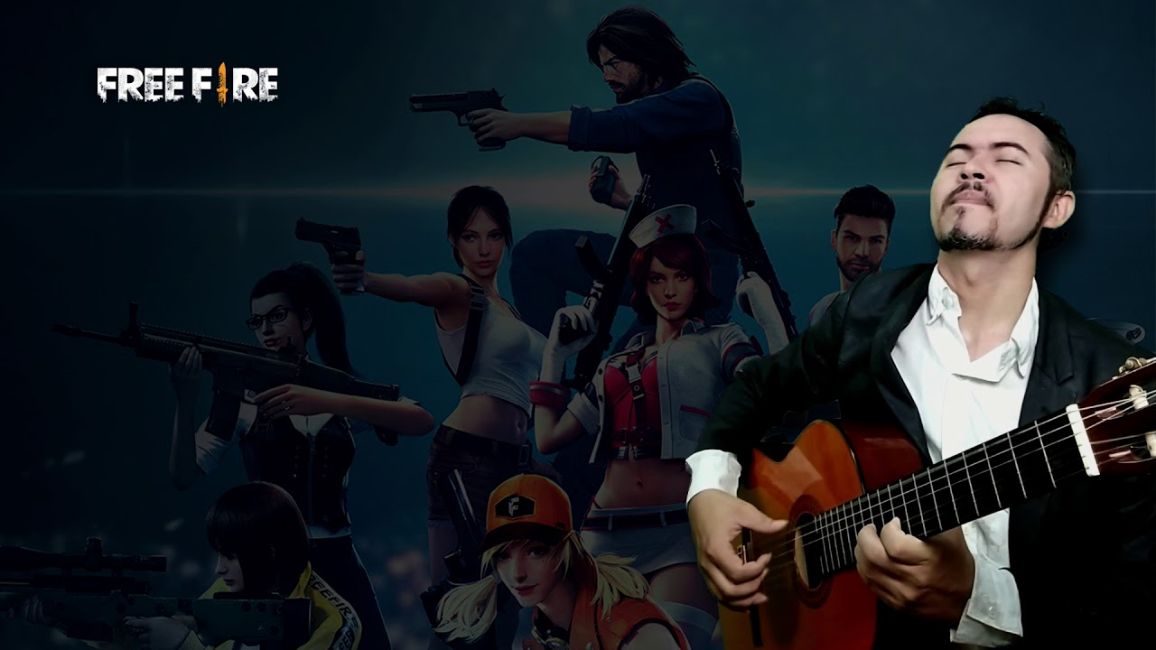 Free fire - New Update theme Song (Guitar) #FreeFireOST #FreeFireCover #FreeFire