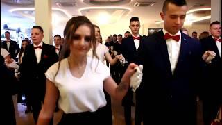 Studniówka Rubinek 2020 - Polonez - Ostrów Mazowiecka