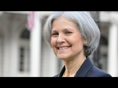 Jill Stein, 2012 Green Party Presidential Candidate, on Green New Deal (1/2)