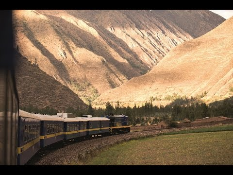 "PeruRail ""Creating unforgettable journeys"""