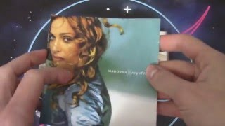 UNBOXING: Madonna - Ray Of Light