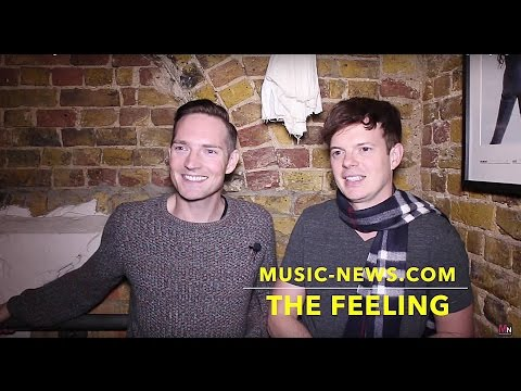 The Feeling I Interview I Music-News.com