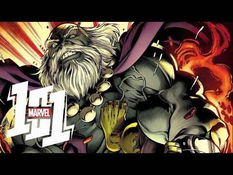 Maestro -- Marvel 101