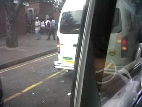 Durban worshop taxi!