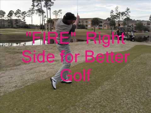Lauden Golf  - K Dye Tests Snakes Eyes Block Cavity Irons