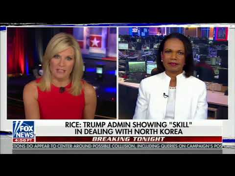 CONDOLEEZZA RICE ONE-ON-ONE INTERVIEW WITH MARTHA MACCALLUM (5/1/2018)