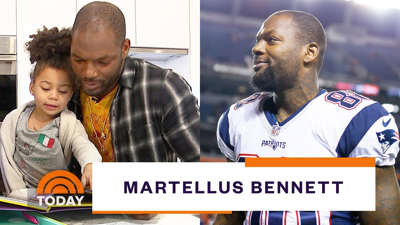 Martellus Bennett's Imagination Agency Is Bringing Books