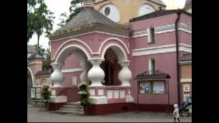 видео Писательский поселок Переделкино