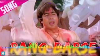 DJ Latest  Mix Holi Song 2019 Ka DJ Full Bass in Hindi    DJ Remix    Rang Barse Dj Song 2019