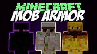MOB ARMOR MOD   Armaduras De Mobs Forge1.7.10Español