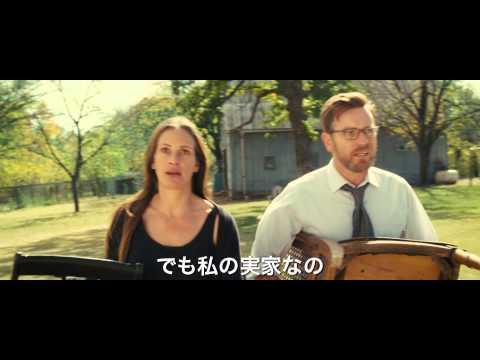 映画『8月の家族たち』予告編