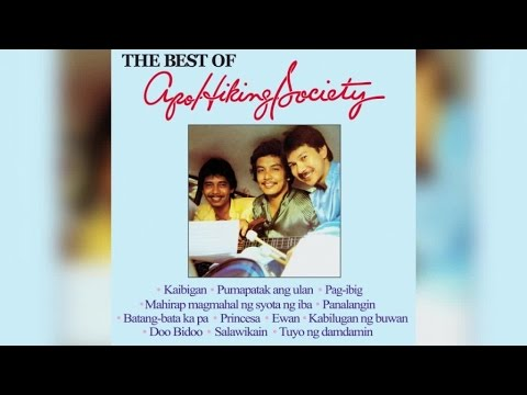Apo Hiking Society - The Best of Apo Hiking Society (Official Album Preview)